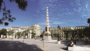 Imagen de la Plaza de la Merced